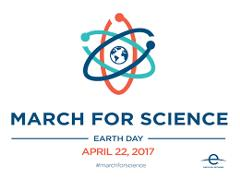 March for Science 2017 Logo