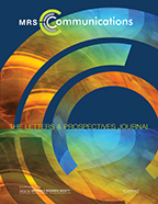Cover image of MRS Communications