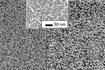 New atomic layer deposition method yields large crystalline 2D MoS2 thin films