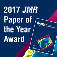 JMR Paper of the Year