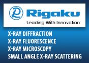 Rigaku - Leading with Innovation - X-Ray Diffraction, X-Ray Fluorescence, X-Ray Microscopy, Small Angle X-Ray Scattering