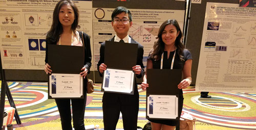S17 Past undergraduate student program winners