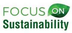 Focus on Sustainability Logo