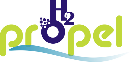 H2Opropel logo
