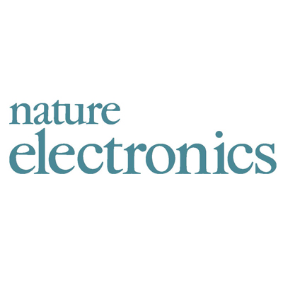 Nature Electronics logo
