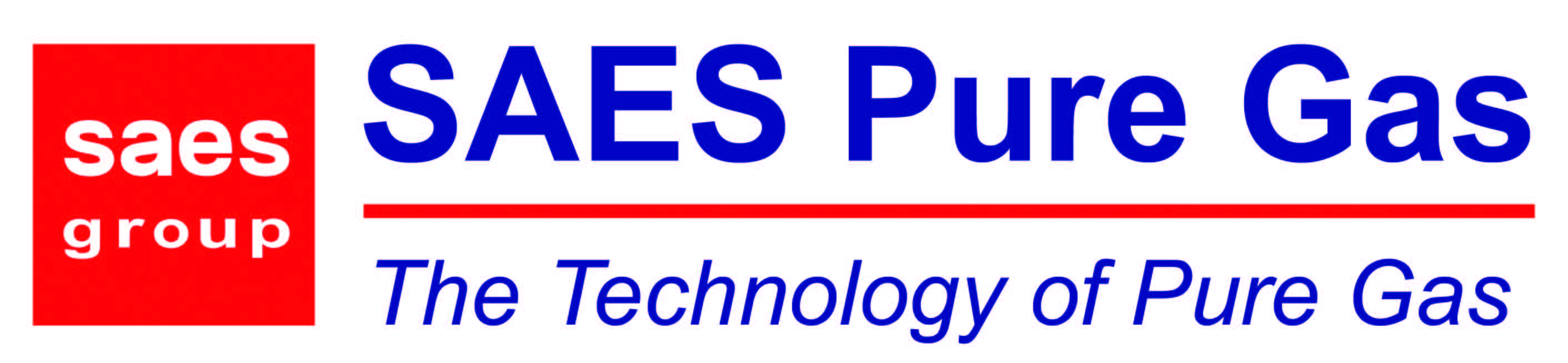 SAES Pure Gas Logo