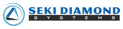 Seki Diamond Systems logo