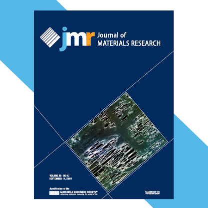 Cover of JMR