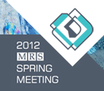 2012 MRS Spring Meeting Logo