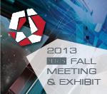 2013 MRS Fall Meeting Logo