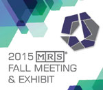 2015 MRS Fall Meeting Logo