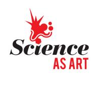 Science as Art Logo
