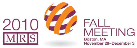 MRS Fall 2010 Meeting Logo