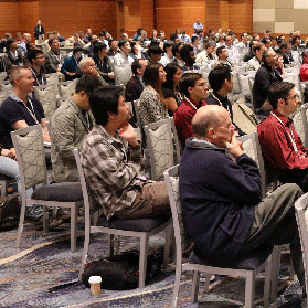 Crowd at the 2016 MRS Spring Meeting Plenary Session