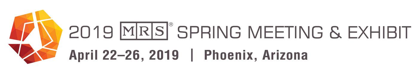 2019 MRS Spring Meeting & Exhibit | Phoenix
