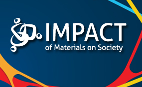 Impact of Materials on Society Logo